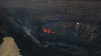 Living with fire in India's Jharia