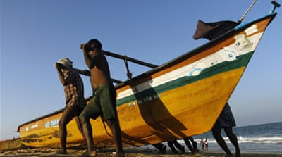 Sri Lanka to free detained Indian fishermen