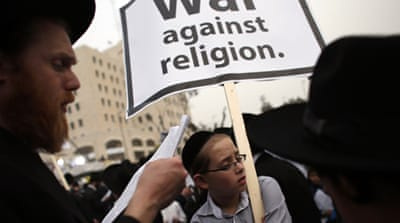 Israel and the 'war on religion'