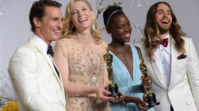 '12 Years a Slave' claims best picture Oscar