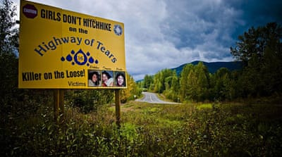 Many indigenous women have disappeared along British Columbia's 'Highway of Tears' [CC/Flickr/User: Izithombe]