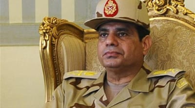 Mubarak backs Sisi to win presidential poll
