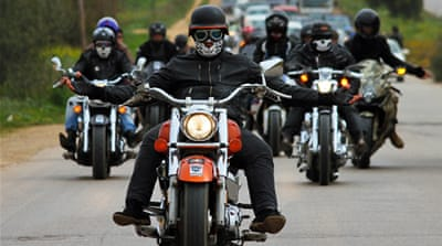 In Pictures: Libya's 'Easy Riders'