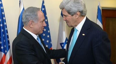 Under pressure from Kerry, Israel and the Palestinians agreed to hold nine months of talks [EPA]