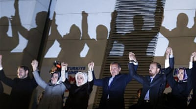Erdogan: Poll win a blow to immoral politics
