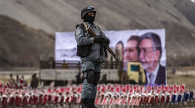 Economic peril and the Afghan election