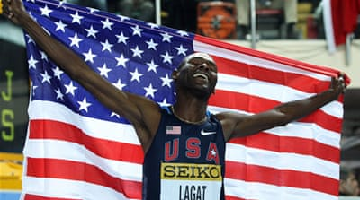 Victory for Lagat would see him move ahead of Haile Gebrselassie in the World Indoor gold medal list [Getty Images]