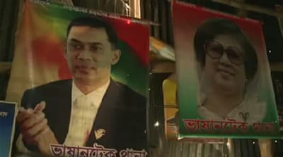 Bangladesh opposition hopes for a comeback