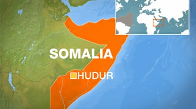 Al-Shabab claim it is still in control of Hudur [Al Jazeera]