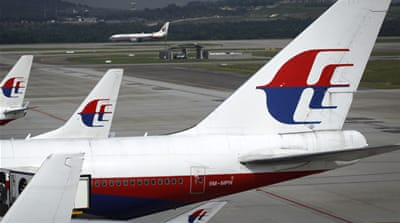 Flight MH370 Live Blog