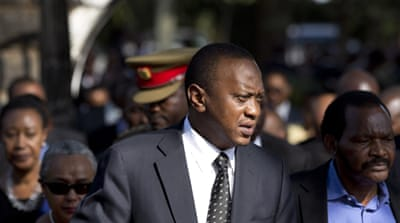 Kenya president's trial postponed to October