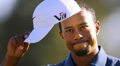 Woods has won six of his 14 majors on this year's tournament courses [Reuters]