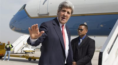 Kerry meets Netanyahu again to salvage talks