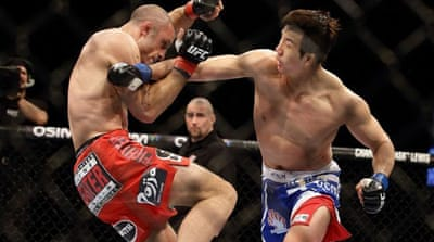 The rise of Mixed Martial Arts
