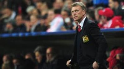 Moyes sacked by Manchester United
