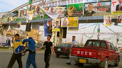 Iraq election: What voters in Kirkuk say