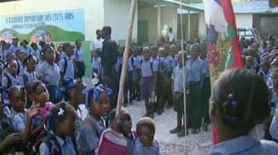 Haiti struggles to educate its youth