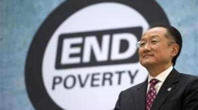 Ending poverty: A realistic goal?