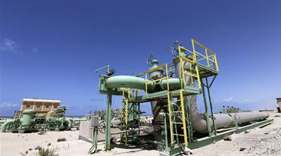 Libya's oil will soon be flowing again from Zuetina, but the country's political future may not be as slick [Reuters]