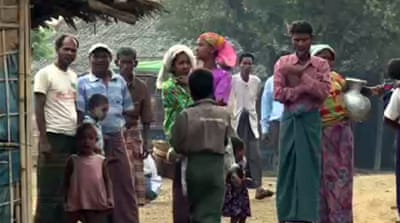Aid activity freeze hurts Myanmar's Rohingya