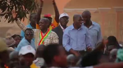 Guinea-Bissau holds first election since coup
