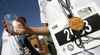 In Pictures: Palestine Marathon
