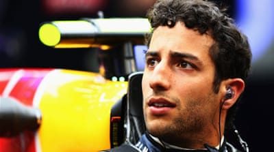 Daniel Ricciardo will not get back the 18 points he would have scored with a second-place finish [Getty Images]
