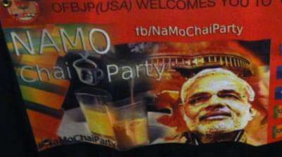 US chai fundraisers help finance Modi wave