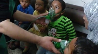 Syria attacks probed by chemical watchdog