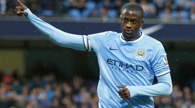 Toure has won domestic titles in Ivory Coast, Greece, Spain and England and the 2009 Champions League [Reuters]