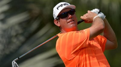 Westwood could only manage a 71 in sweltering conditions at the Kuala Lumpur Club [AFP]