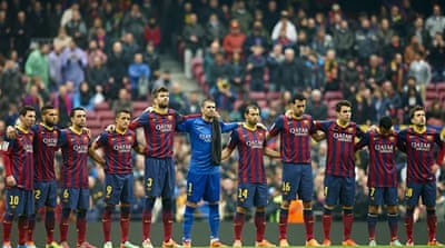 Drama at Camp Nou is far from over