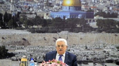 PLO asserts commitment to talks with Israel
