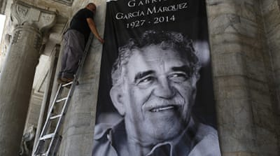 Mexico pays tribute to Marquez