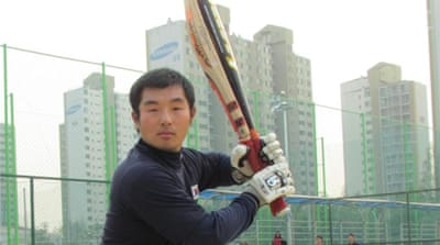 South Korea's cricket switch