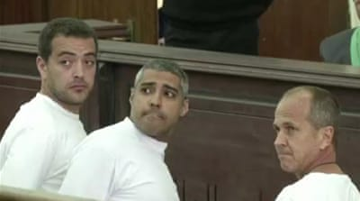 Al Jazeera journalists' trial adjourned again
