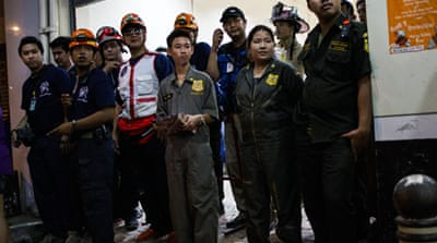 In Pictures: Thailand's emergency volunteers