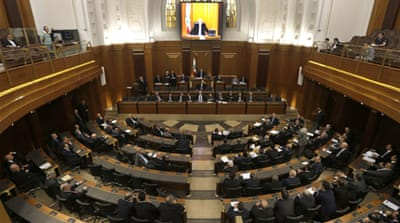 Lebanon parliament fails to elect president