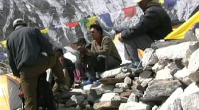 Sherpa strike expected to dent Nepal tourism