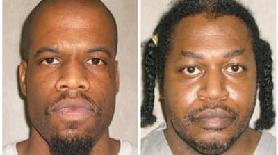 Lockett and Warner filed appeals based on Oklahoma's secrecy about the drugs used for executions [AP]