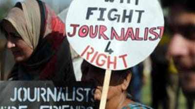 Pakistan: Journalism under fire