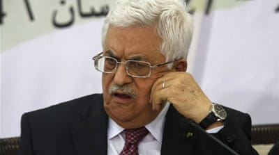 The two-day PLO Central Council conference is being held to assess future Palestinian strategy [Reuters]