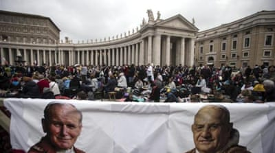 Canonising Pope John Paul II: 'We can all be saints'
