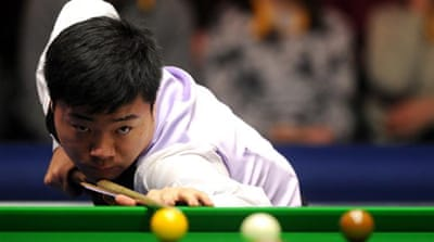 Can snooker have a global representation?