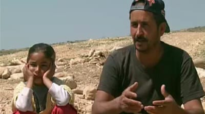 Israel pulls down homes in Jordan Valley