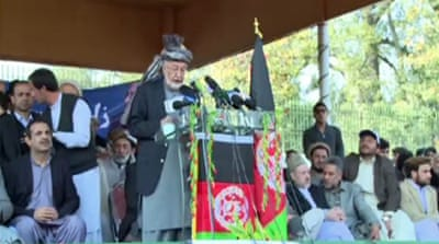 Karzai ally to back Abdullah in Afghan runoff