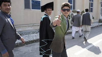 Afghanistan elections: Youth voters 'vital'