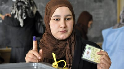 Afghan vote brings hope, optimism