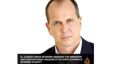 On Peter Greste: 'Steely and magnanimous'
