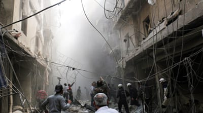 Scores killed in violence across Syria
